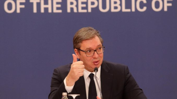 Vučić: Komplikuju se stvari oko Kosova i Metohije i RS 1