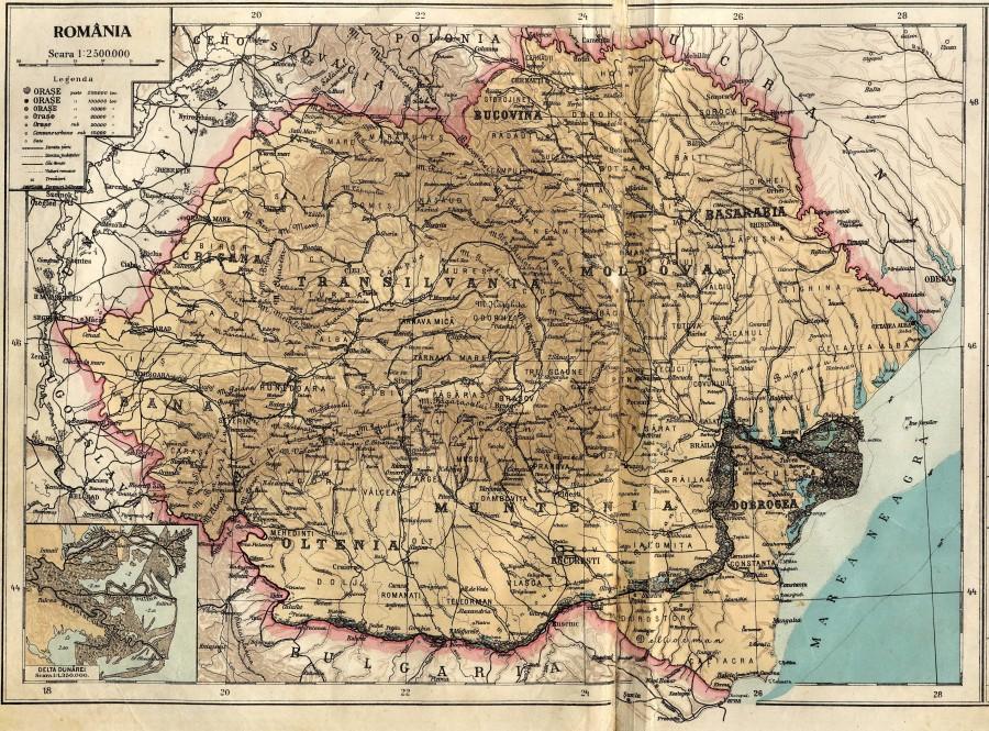 Decretul Regelui Ferdinand de Unire a Bucovinei cu România Mare Dan Badea