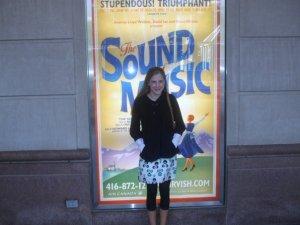 Megan @ SoundofMusic