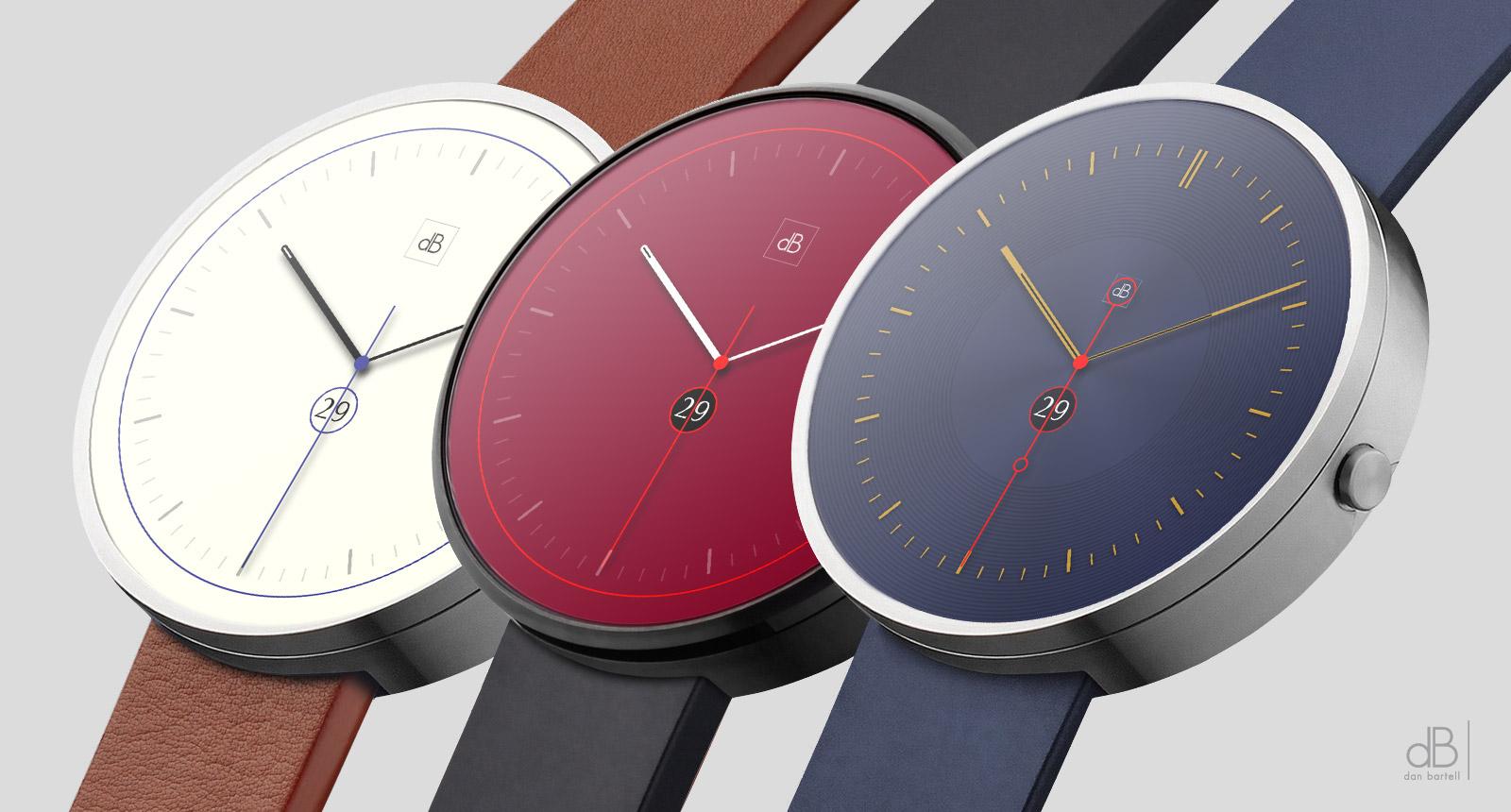 Smartwatch Faces