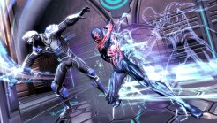 Spider-Man 2099's version of the Charge Attack