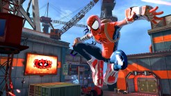 The Mangaverse Costume for Ultimate Spider-Man