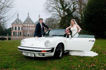 Bruiloft Anton en Henriette