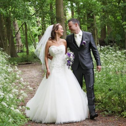 Bruiloft Chris en Eveline