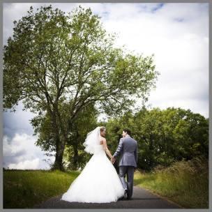 Bruiloft John en Fleur