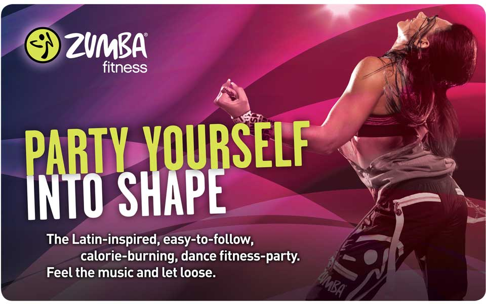 Dance Fit Zumba Fitness