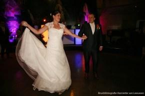 Openingsdans bruiloft Dennis & Cindy