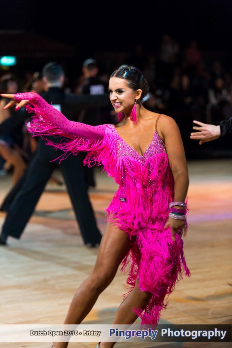 Samba - stijldansen