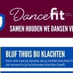 Veilig samen dansen met COVID-19 maatregelen bij Dansschool Dance Fit