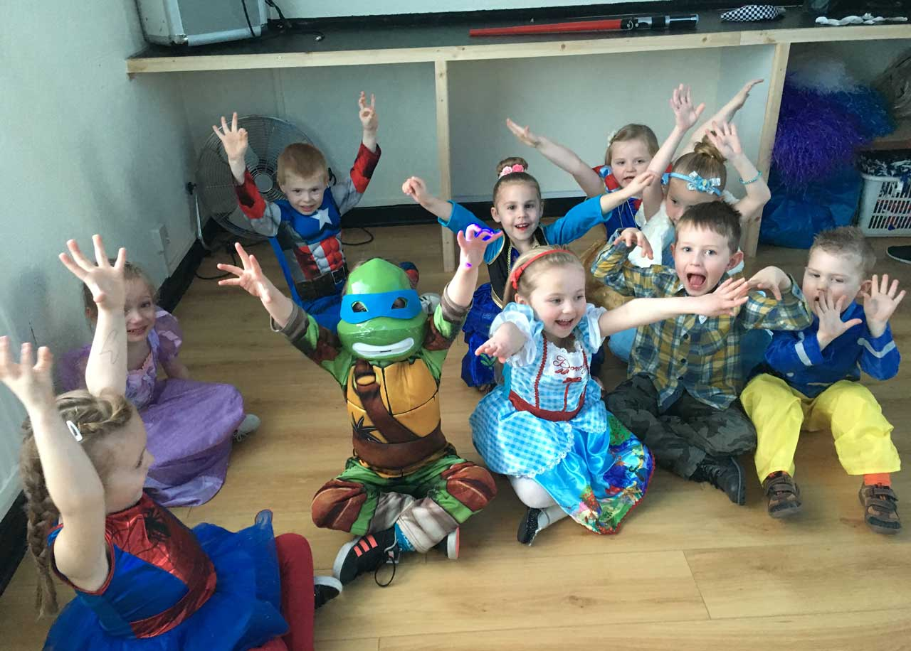 Children Party Venue Childrens Parties In Wakefield