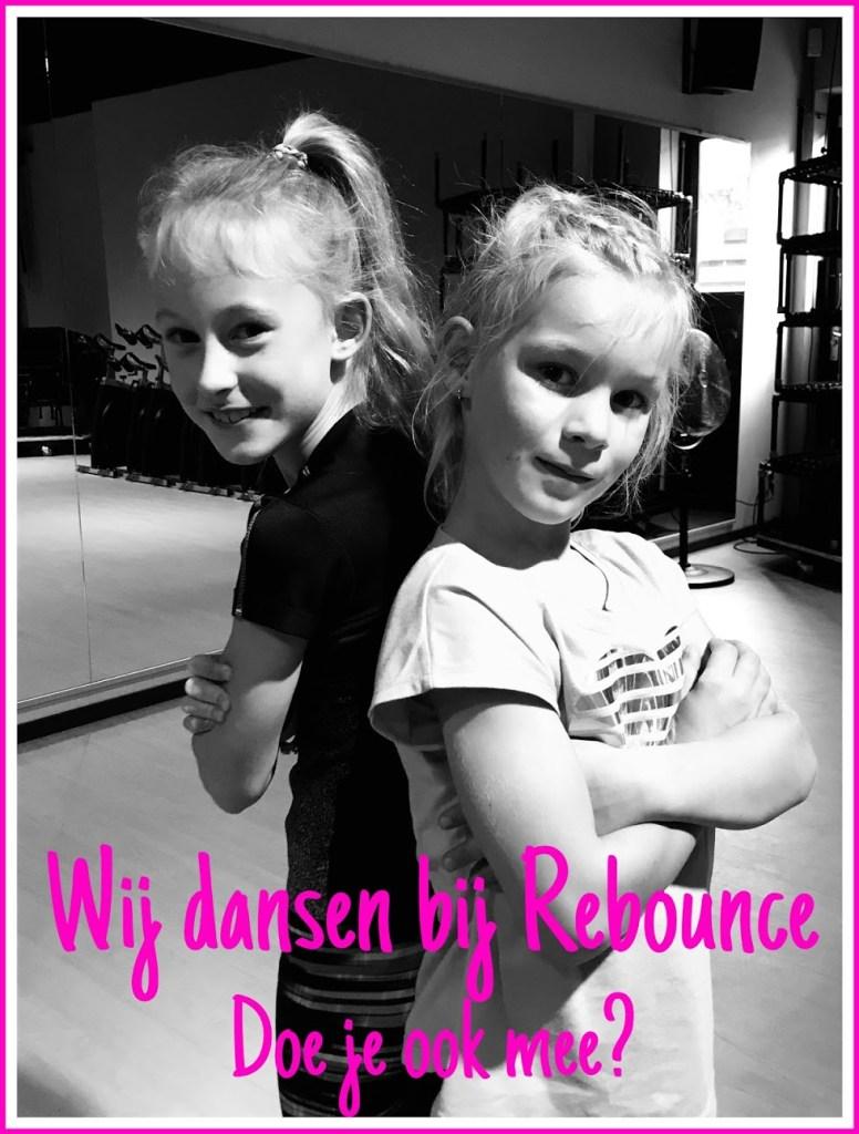 dansen bij Rebounce