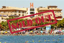 Hotel Narejos Sold Out