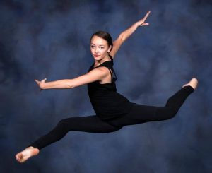 Takara Thedes is accepted into the scholarship program at the EDGE Performing Arts Center in L.A.