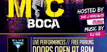 Every Tuesday Night : The Mic Boca – Live Indie Artist Performances