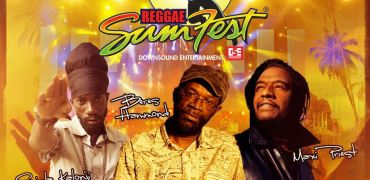 Reggae Sumfest 2018 – Sizzla, Beres Hammond and Maxi Priest confirmed