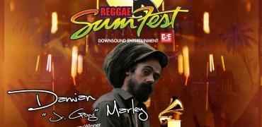 Reggae Sumfest 2018 – Damian Marley confirmed