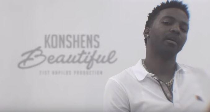 Konshens - beautiful