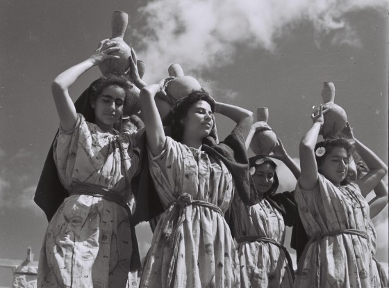 Dancers at second Dalia Festival
