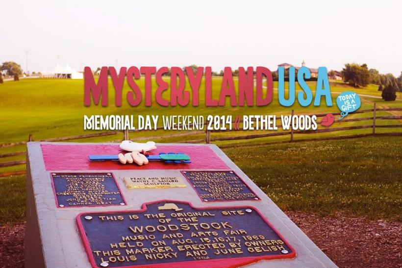 Mysteryland 2014 cashless