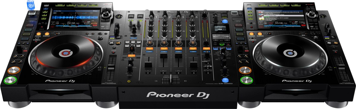 Pioneer Debuts New NXS2 Line of CDJ-2000 and DJM-900