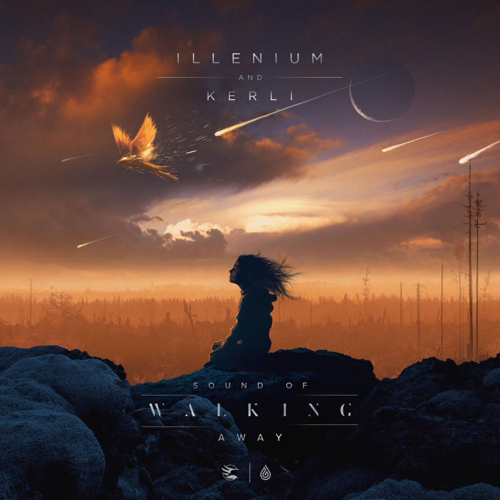 Illenium & Kerli - Sound of Walking Away [Seeking Blue Records and Kasaya Recordings]