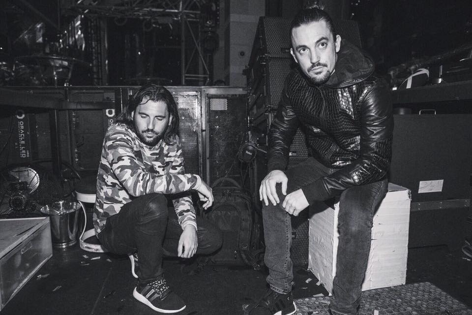 Dimitri Vegas & Like Mike Put Their Spin on Pirates of the Caribbean Theme