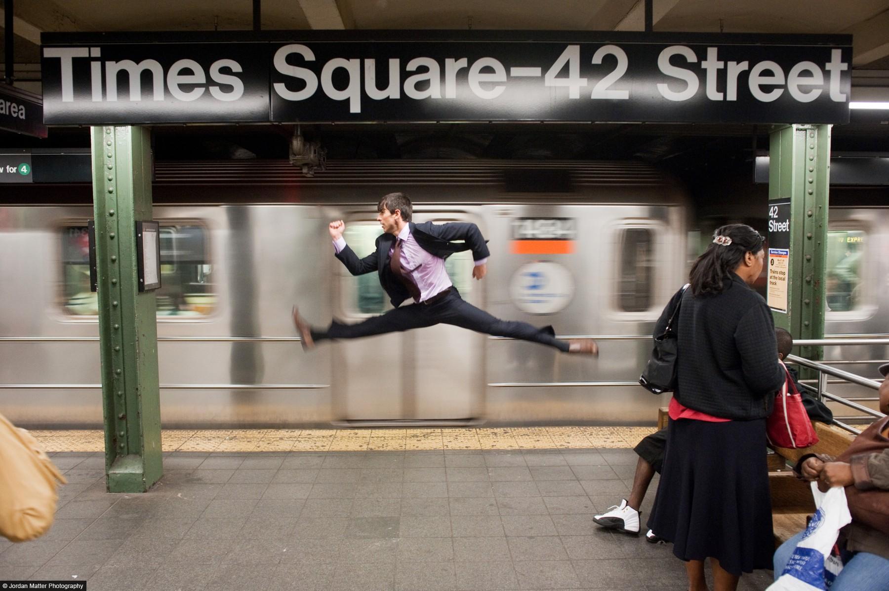 Dancers Among Us from Jordan Matter Photography