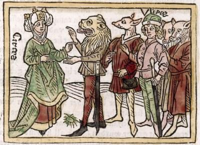 From Giovanni Boccaccio's book' De claris mulieribus'