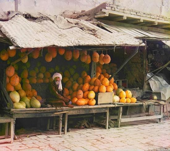 melon vendor