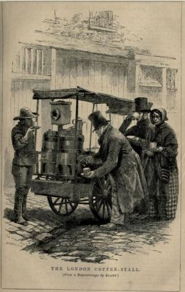 the london coffee stall