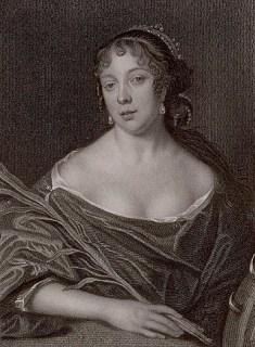 Elizabeth Pepys