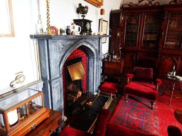 Gothic1 fireplace & cupboard Irishdeltaforce