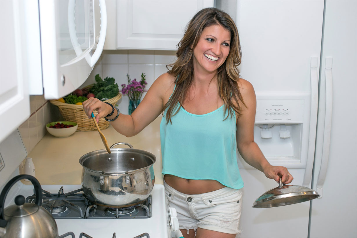 Healthy Cooking Lessons from a Nutritionist in San Diego