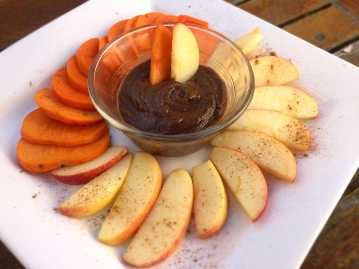 Persimmon Fruit Dip
