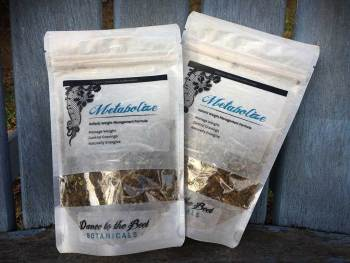 Metabolize - weight loss tea - herbs for weight loss