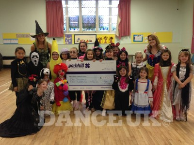 Fab Fundraisers!