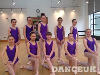 Ballet Exam Success for Dance UK Pupils