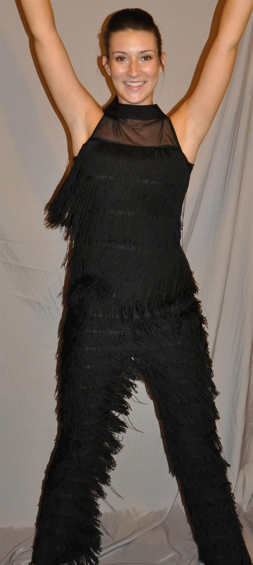 Fringe Dance Pants