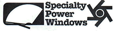 Specialty Power Windows Logo