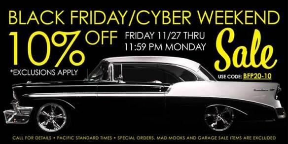 Black Friday / Cyber Weekend