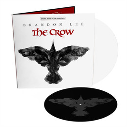 SOUNDTRACK - CROW (rsd 2019) LP2