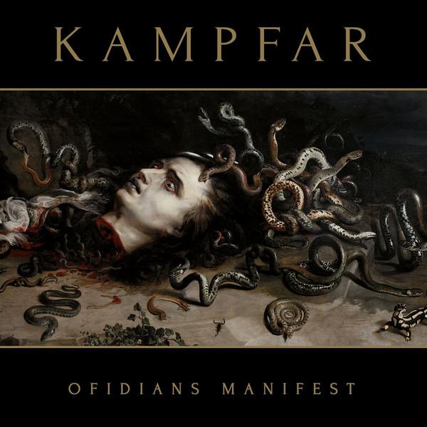 KAMPFAR - OFIDIANS MANIFEST...CD