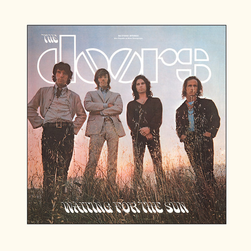 DOORS - WAITING FOR THE SUN 50TH ANNI CD2