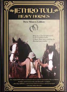 JETHRO TULL - HEAVY HORSES...DELUXE ED.