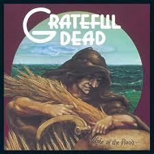 GRATEFUL DEAD - WAKE OF THE FLOOD...LP