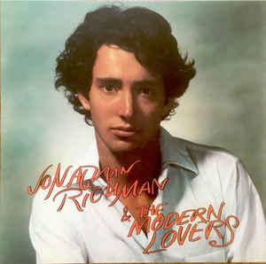 RICHMAN JONATHAN - AND THE MODERN LOVERS...LP
