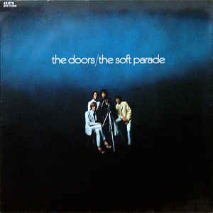 DOORS - SOFT PARADE...LP