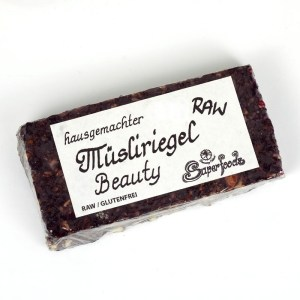 Müsliriegel Beauty