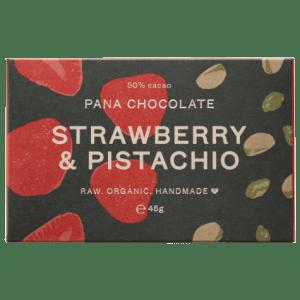 Pana Strawberry & Pistacio