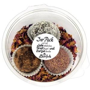 Superfood Pralinen 3er-Set